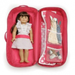 Doll Travel Case for $24 Shipped