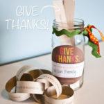 Gratitude Jar Printable Download