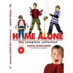 Home Alone: The Complete Collection for $12.99 Shipped