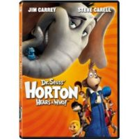 Horton Hears a Who DVD For $2.99 Shipped