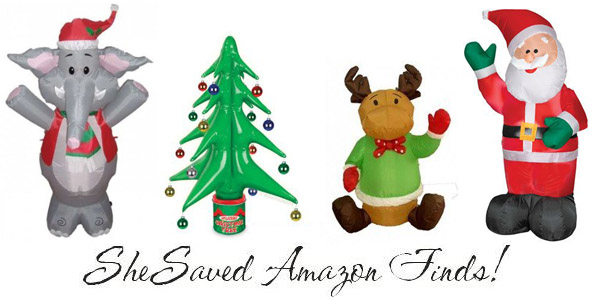 christmas tree features snoopy with tree christmas peanuts inflatable ...