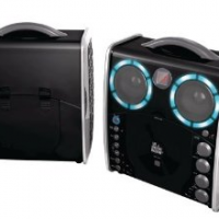 Karaoke Machine for $39.87 Shipped