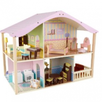 KidKraft Deluxe Dollhouse for $109.98 Shipped