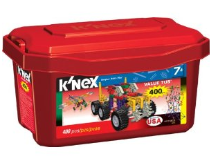 Knex Value Tub