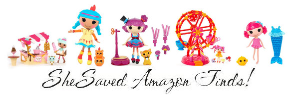 Lalaloopsy Deals