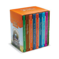 Little House on the Prairie Book Set for $26.43 Shipped