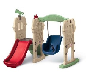 Little Tikes Swing Along Castle