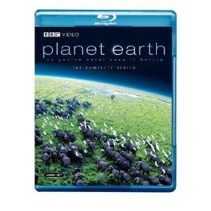 Planet Earth Blu Ray