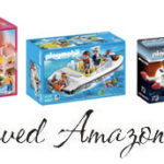 Playmobil Toy Deals on Amazon