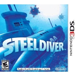 SteelDiver Nintendo 3DS Game