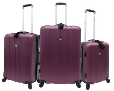 Travelers Choice Luggage Set