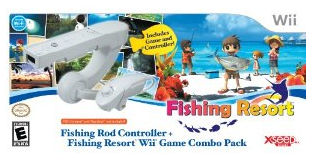Wii Fishing Resort
