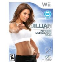 Wii Jillian Michaels Fitness Ultimatum 2010 for $7.95