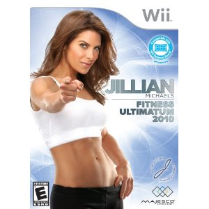 Wii Jillian Michaels