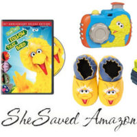Amazon Deals Sesame Street Big Bird Deals