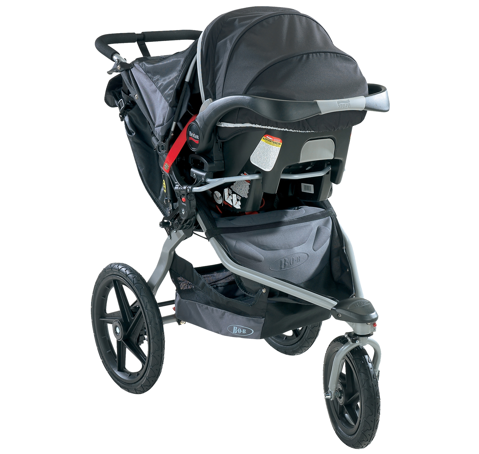 bob revolution travel system purchase a stroller car seat and get adapter for free 45. Black Bedroom Furniture Sets. Home Design Ideas