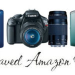 Canon Camera Deals on Amazon