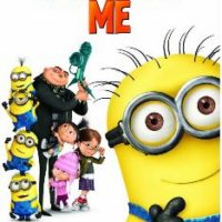 Despicable Me DVD for $5.99 Shipped