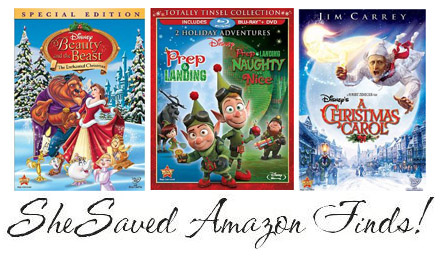 disney christmas movies amazon - Amazon Christmas Movies