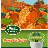 Green Mountain Pumpkin Spice Coffee K-cups for $11.99 (24 Ct. Box)