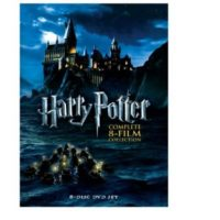 Harry Potter Complete Collection For $32.99 Shipped