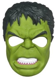 Winner, Winner, WINesday #1: MARVEL'S THE AVENGERS Hero Mask Review + Giveaway