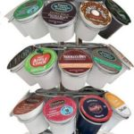 K-Cup 27-Cup Spinning Carousel Holder for $14.99 + $4.99 shipping