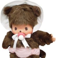 Blast from the Past! Monchhichi Sale at Zulily