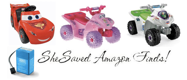 Power Wheels Deals