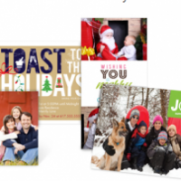 Holiday Cards and Calendars: 60% Off At Snapfish