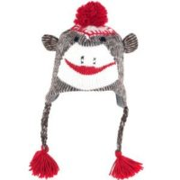 Sock Monkey Hat for $8.99