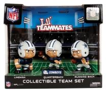 Winner, Winner, WINesday #1: Lil' Teammates Collectible Team Sets Review + Giveaway