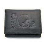 NFL Team Leather Wallets for Only $9.99