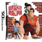 Wreck It Ralph Game for Nintendo DS for $14.99 Shipped