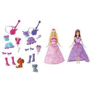 Barbie Princess Popstar Giftset