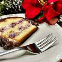 Italian Christmas Cake Dessert: Christmas Cassata