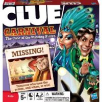 Clue Carnival Game for $5.99 Shipped