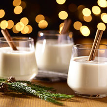 Coconut Eggnog Recipe