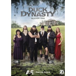 Duck Dynasty DVD