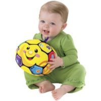 Fisher Price Soccer Ball for $8.99 Shipped