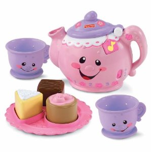 Fisher Price Tea Set