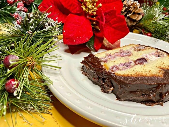 Easy Christmas Cassata