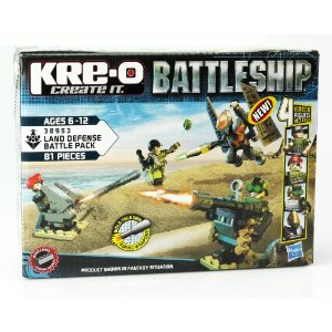 KRE-O BATTLESHIP Battle Pack