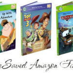 Amazon Deals on Leapfrog Tag Activity Books