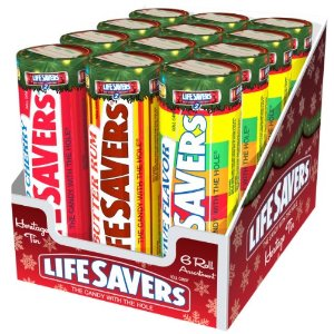 Lifesaver Tin Coupon