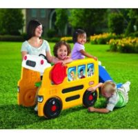 Little Tikes School Bus Activity Gym for $79 Shipped