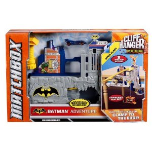 Matchbox Cliff Hanger Batman