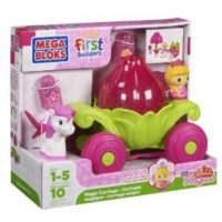 Mega Bloks Lil Princess Magic Carriage for $6.52 Shipped