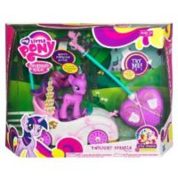 My Little Pony Remote Control Vehicle for $18 Shipped