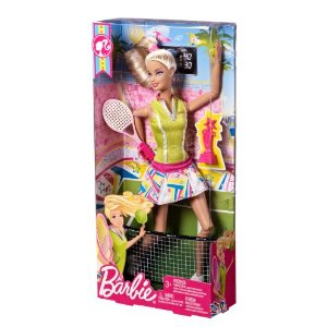 Olympic Tennis Barbie